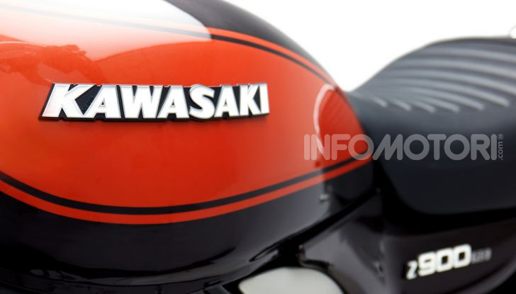 Kawasaki Z900RS Classic Edition: bella e anche in promozione - Foto 7 di 8
