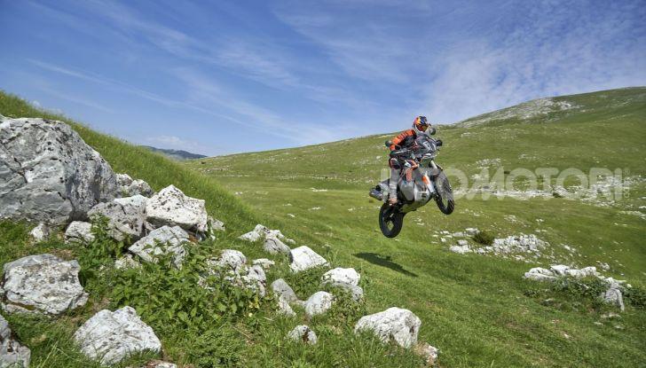 KTM 790 Adventure R Rally: l'off road non conosce più limiti - Foto 1 di 13