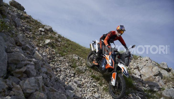 KTM 790 Adventure R Rally: l'off road non conosce più limiti - Foto 11 di 13