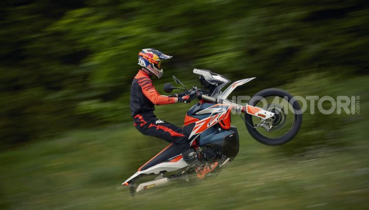 KTM 790 Adventure R Rally: l'off road non conosce più limiti - Foto 12 di 13