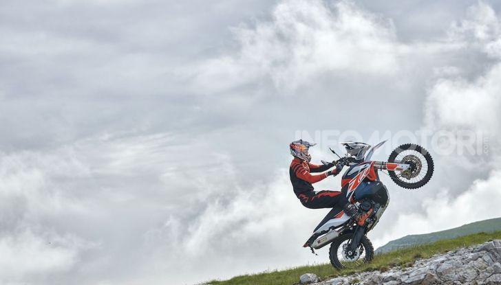 KTM 790 Adventure R Rally: l'off road non conosce più limiti - Foto 2 di 13