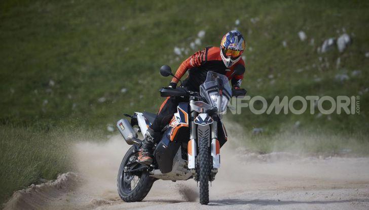 KTM 790 Adventure R Rally: l'off road non conosce più limiti - Foto 3 di 13