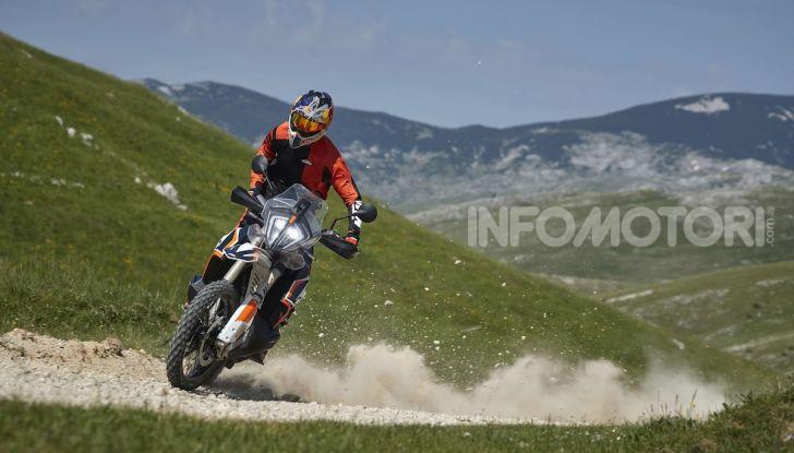 KTM 790 Adventure R Rally: l'off road non conosce più limiti - Foto 4 di 13