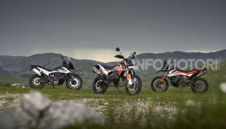 KTM 790 Adventure R Rally: l'off road non conosce più limiti - Foto 5 di 13