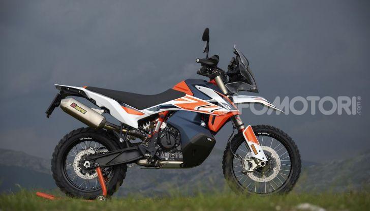 KTM 790 Adventure R Rally: l'off road non conosce più limiti - Foto 6 di 13