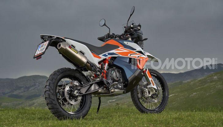 KTM 790 Adventure R Rally: l'off road non conosce più limiti - Foto 7 di 13