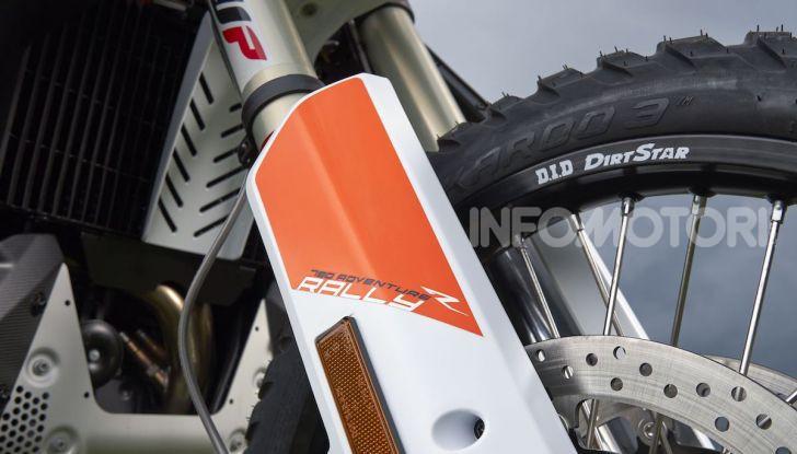 KTM 790 Adventure R Rally: l'off road non conosce più limiti - Foto 8 di 13