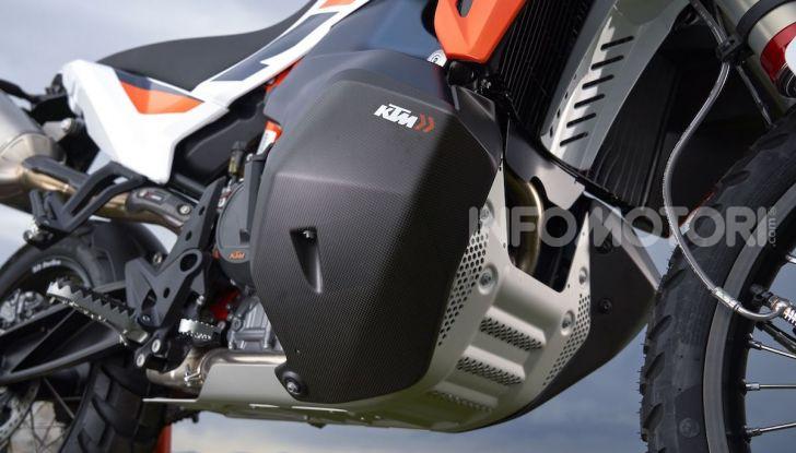 KTM 790 Adventure R Rally: l'off road non conosce più limiti - Foto 9 di 13