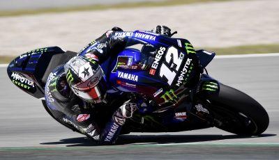 MotoGP 2019, Test Barcellona: Yamaha al top con Vinales e Morbidelli davanti a Marquez. Fuori dai primi dieci Dovizioso e Rossi