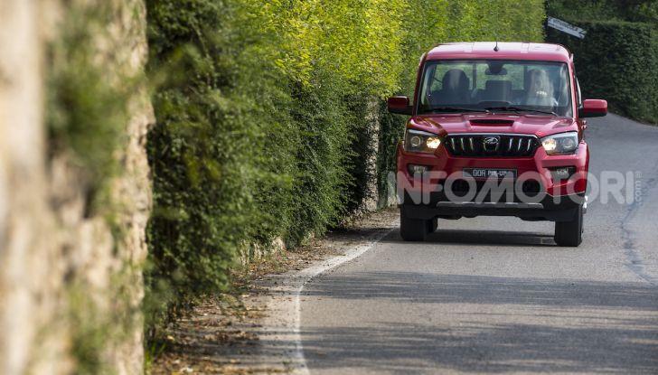 Mahindra GOA Pik-Up Plus 2019, prezzi e allestimenti del nuovo pick-up - Foto 5 di 16