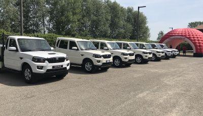 Mahindra GOA Pik-Up Plus 2019, prezzi e allestimenti del nuovo pick-up