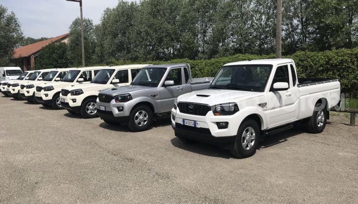 Mahindra GOA Pik-Up Plus 2019, prezzi e allestimenti del nuovo pick-up - Foto 7 di 16
