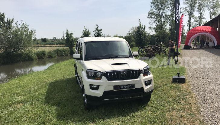 Mahindra GOA Pik-Up Plus 2019, prezzi e allestimenti del nuovo pick-up - Foto 8 di 16