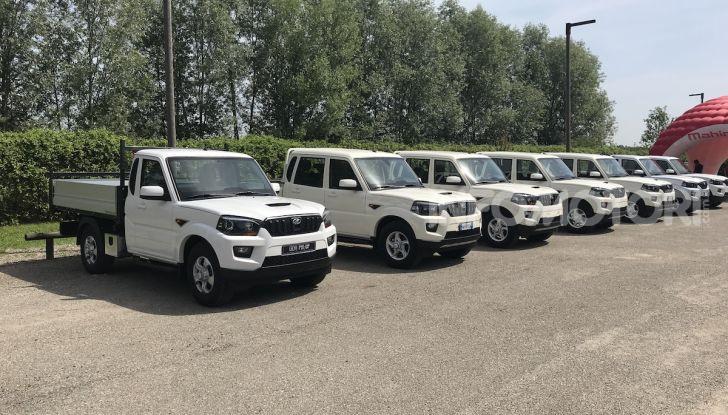 Mahindra GOA Pik-Up Plus 2019, prezzi e allestimenti del nuovo pick-up - Foto 6 di 16