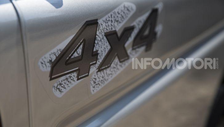 Mahindra GOA Pik-Up Plus 2019, prezzi e allestimenti del nuovo pick-up - Foto 10 di 16