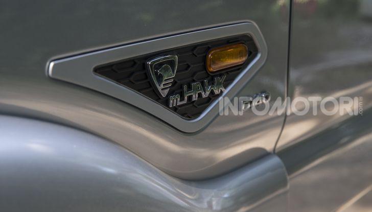 Mahindra GOA Pik-Up Plus 2019, prezzi e allestimenti del nuovo pick-up - Foto 11 di 16