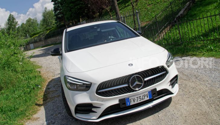 [VIDEO] Nuova Mercedes Classe B 2019: Prova, caratteristiche e opinioni - Foto 1 di 53