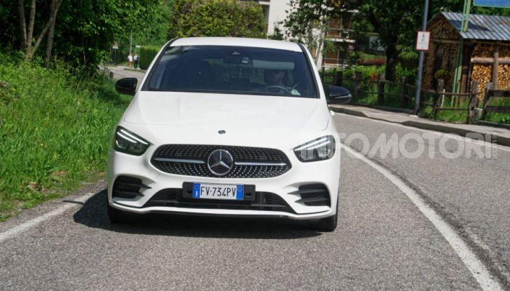 [VIDEO] Nuova Mercedes Classe B 2019: Prova, caratteristiche e opinioni - Foto 2 di 53