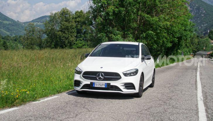 [VIDEO] Nuova Mercedes Classe B 2019: Prova, caratteristiche e opinioni - Foto 4 di 53
