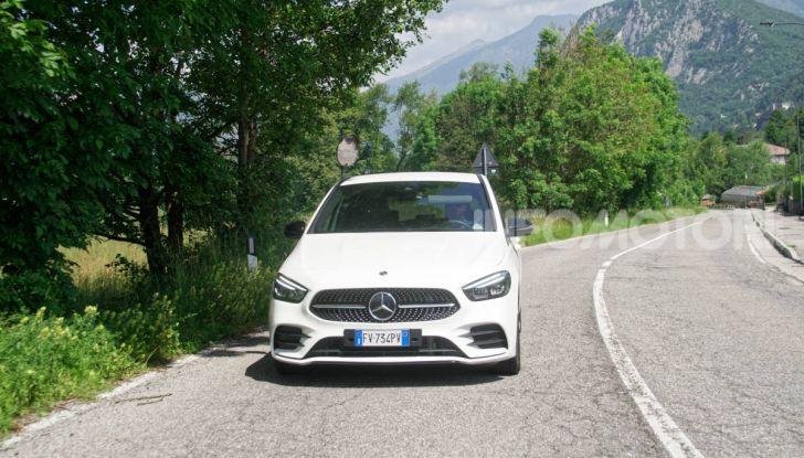 [VIDEO] Nuova Mercedes Classe B 2019: Prova, caratteristiche e opinioni - Foto 5 di 53