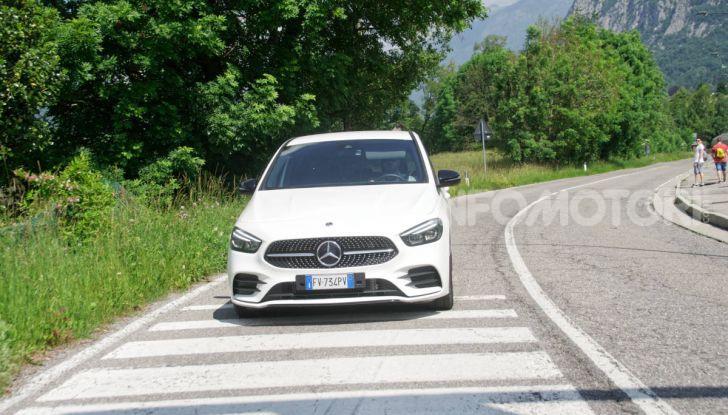 [VIDEO] Nuova Mercedes Classe B 2019: Prova, caratteristiche e opinioni - Foto 6 di 53