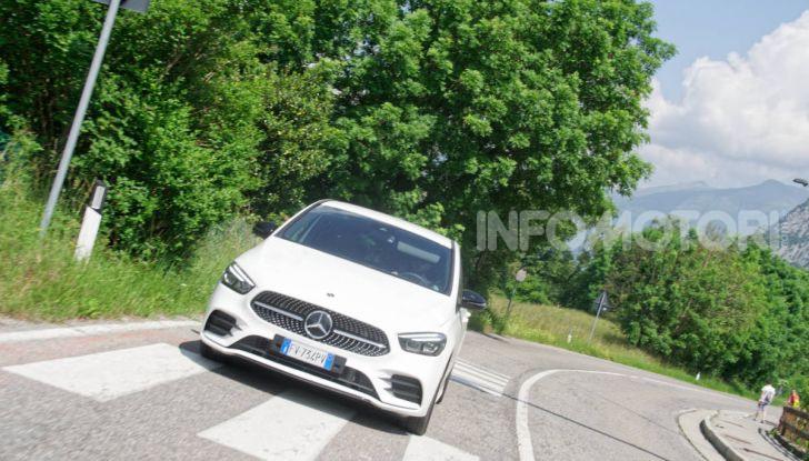 [VIDEO] Nuova Mercedes Classe B 2019: Prova, caratteristiche e opinioni - Foto 7 di 53