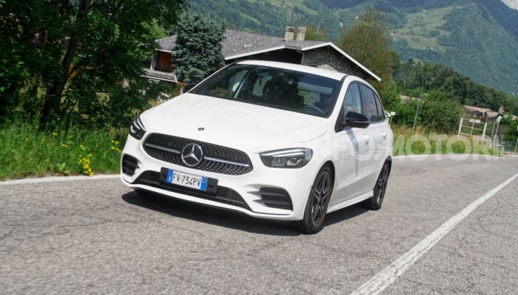[VIDEO] Nuova Mercedes Classe B 2019: Prova, caratteristiche e opinioni - Foto 8 di 53