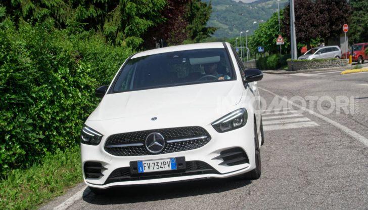 [VIDEO] Nuova Mercedes Classe B 2019: Prova, caratteristiche e opinioni - Foto 9 di 53