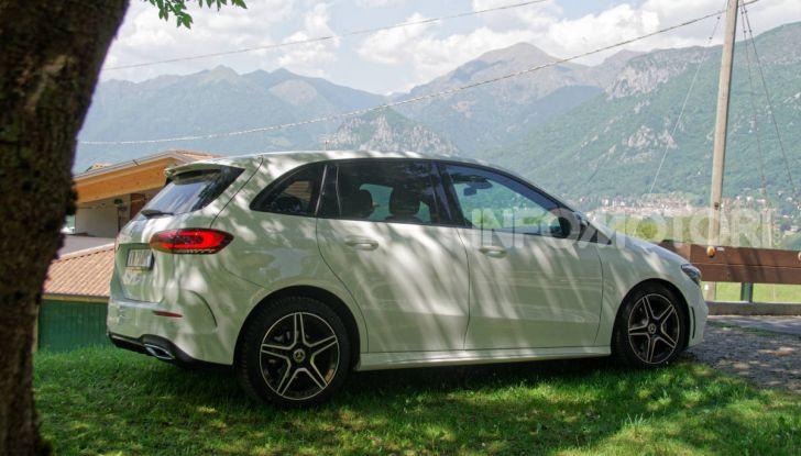 [VIDEO] Nuova Mercedes Classe B 2019: Prova, caratteristiche e opinioni - Foto 18 di 53