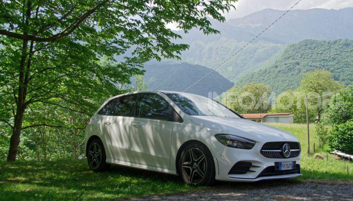 Mercedes Classe B estetica