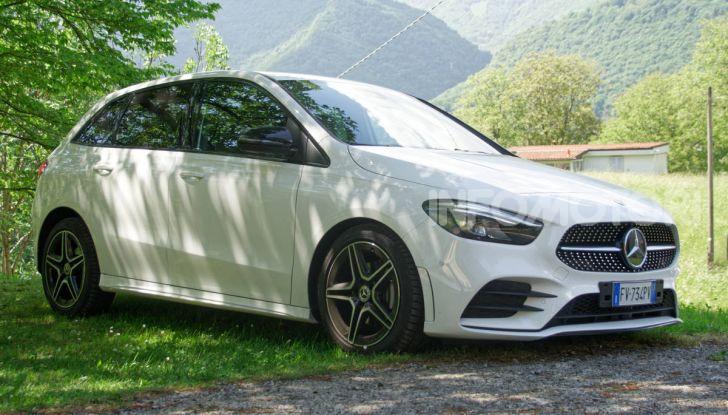 [VIDEO] Nuova Mercedes Classe B 2019: Prova, caratteristiche e opinioni - Foto 24 di 53