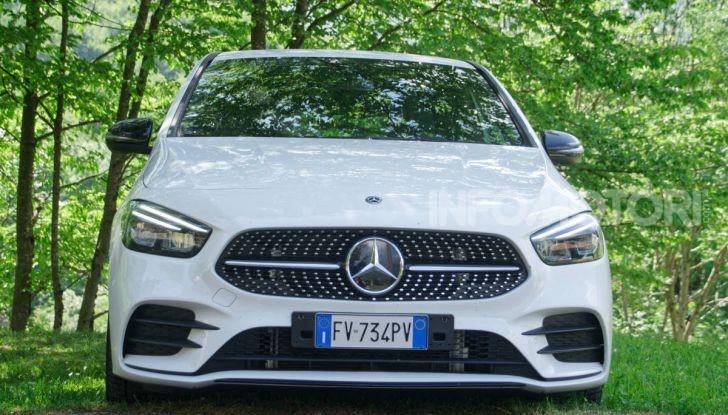 [VIDEO] Nuova Mercedes Classe B 2019: Prova, caratteristiche e opinioni - Foto 25 di 53