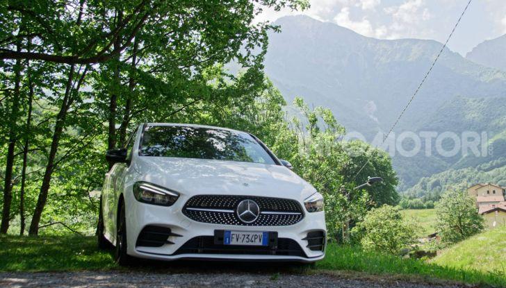 [VIDEO] Nuova Mercedes Classe B 2019: Prova, caratteristiche e opinioni - Foto 26 di 53