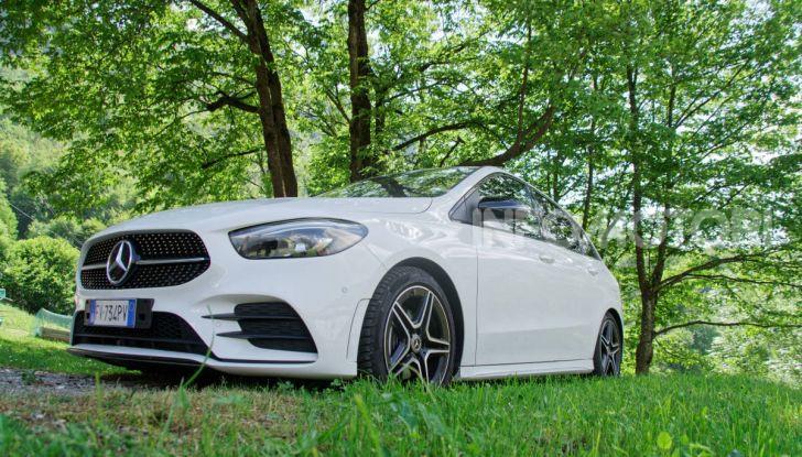 [VIDEO] Nuova Mercedes Classe B 2019: Prova, caratteristiche e opinioni - Foto 27 di 53