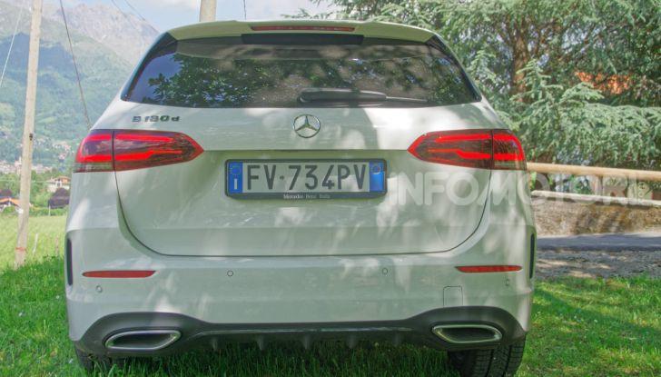 [VIDEO] Nuova Mercedes Classe B 2019: Prova, caratteristiche e opinioni - Foto 30 di 53