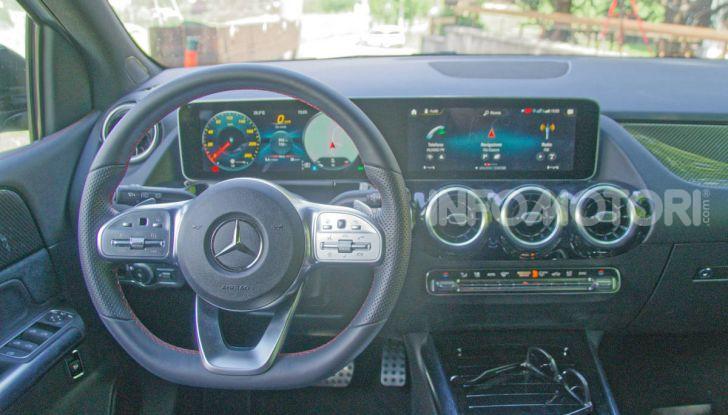 [VIDEO] Nuova Mercedes Classe B 2019: Prova, caratteristiche e opinioni - Foto 37 di 53