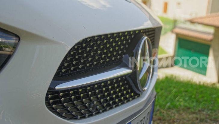 [VIDEO] Nuova Mercedes Classe B 2019: Prova, caratteristiche e opinioni - Foto 52 di 53