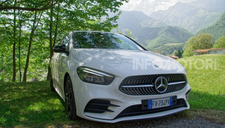 [VIDEO] Nuova Mercedes Classe B 2019: Prova, caratteristiche e opinioni - Foto 53 di 53