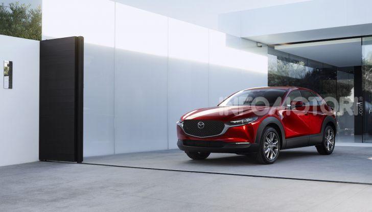 Mazda CX-30 e MX-5 protagoniste al Parco Valentino 2019 - Foto 14 di 34