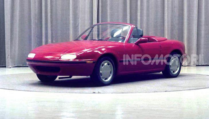 Mazda CX-30 e MX-5 protagoniste al Parco Valentino 2019 - Foto 33 di 34