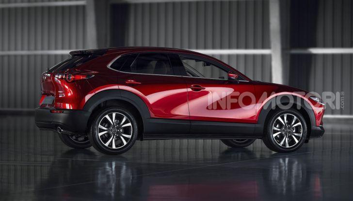 Mazda CX-30 e MX-5 protagoniste al Parco Valentino 2019 - Foto 17 di 34