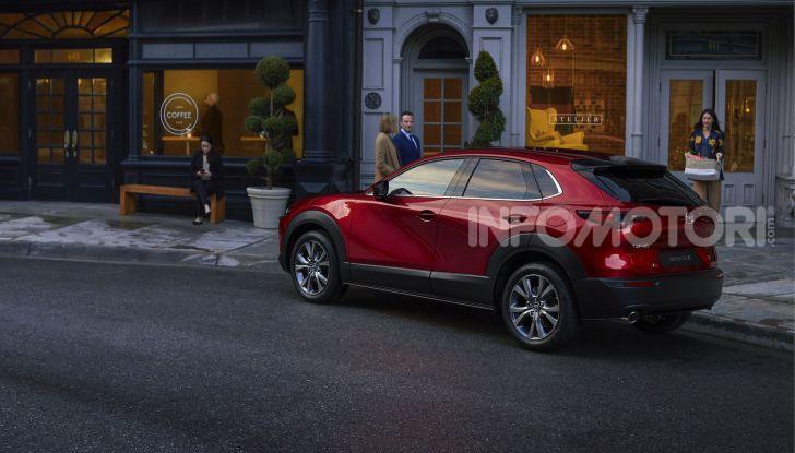 Mazda CX-30 e MX-5 protagoniste al Parco Valentino 2019 - Foto 21 di 34