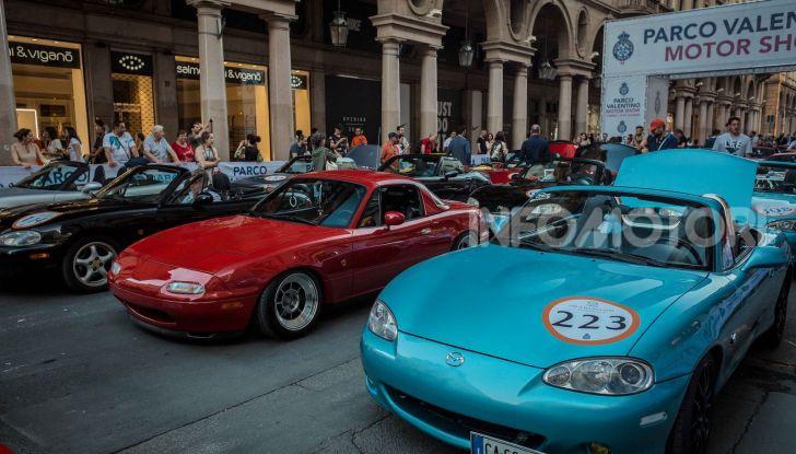Mazda CX-30 e MX-5 protagoniste al Parco Valentino 2019 - Foto 2 di 34