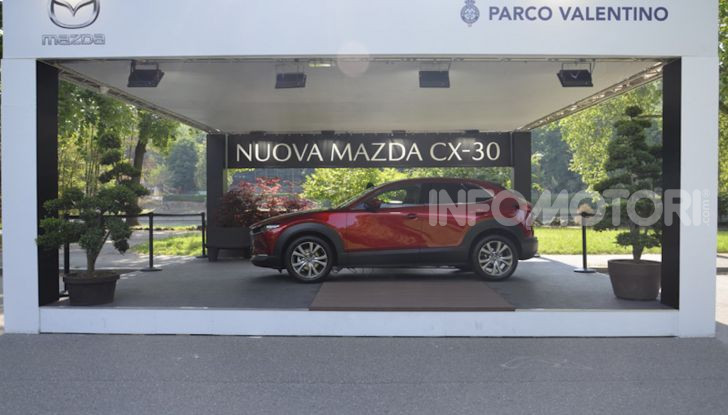 Mazda CX-30 e MX-5 protagoniste al Parco Valentino 2019 - Foto 11 di 34