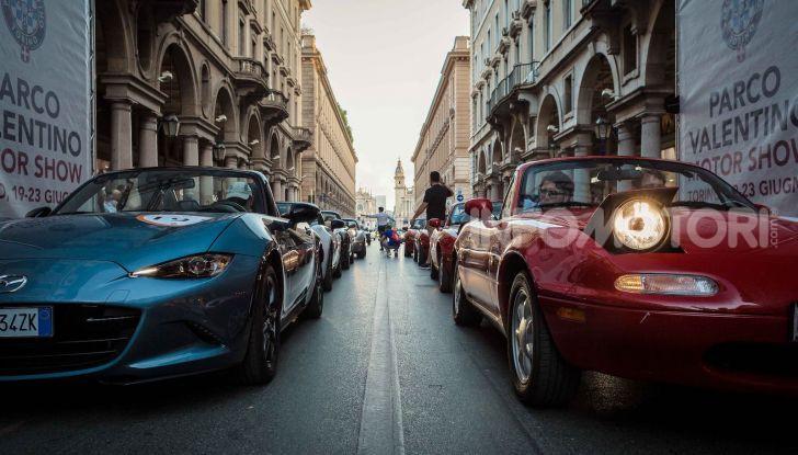 Mazda CX-30 e MX-5 protagoniste al Parco Valentino 2019 - Foto 10 di 34