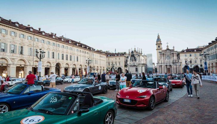 Mazda CX-30 e MX-5 protagoniste al Parco Valentino 2019 - Foto 3 di 34
