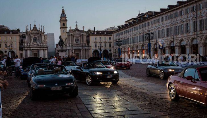 Mazda CX-30 e MX-5 protagoniste al Parco Valentino 2019 - Foto 6 di 34