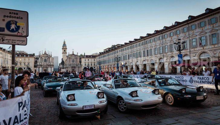 Mazda CX-30 e MX-5 protagoniste al Parco Valentino 2019 - Foto 12 di 34