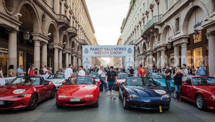 Mazda CX-30 e MX-5 protagoniste al Parco Valentino 2019 - Foto 4 di 34