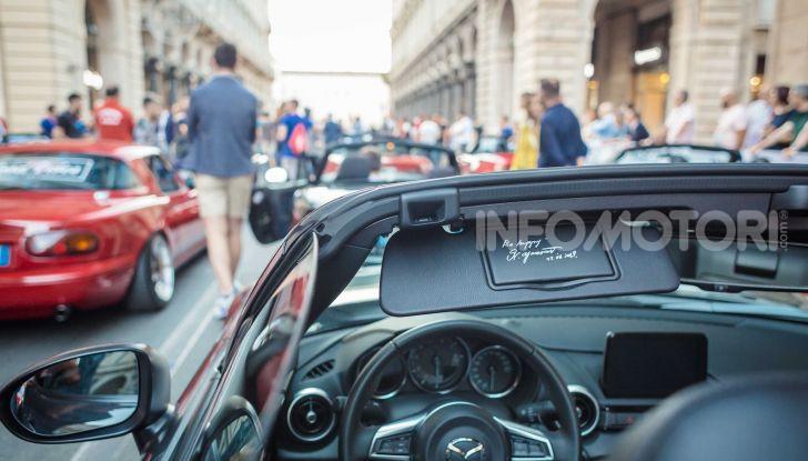 Mazda CX-30 e MX-5 protagoniste al Parco Valentino 2019 - Foto 9 di 34